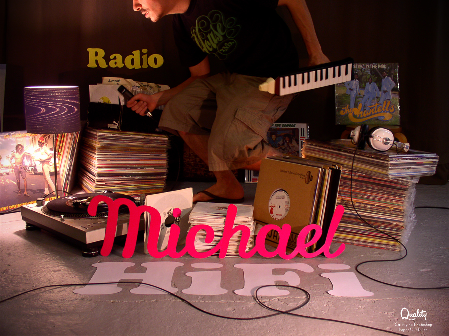 Web radio Michael-HIFI