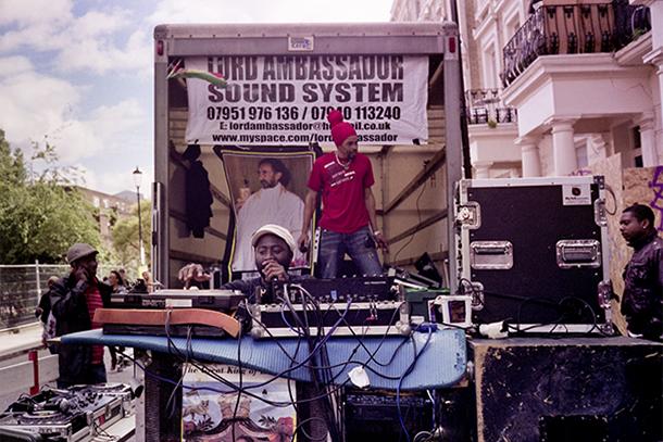 Le carnaval de Notting Hill 2011