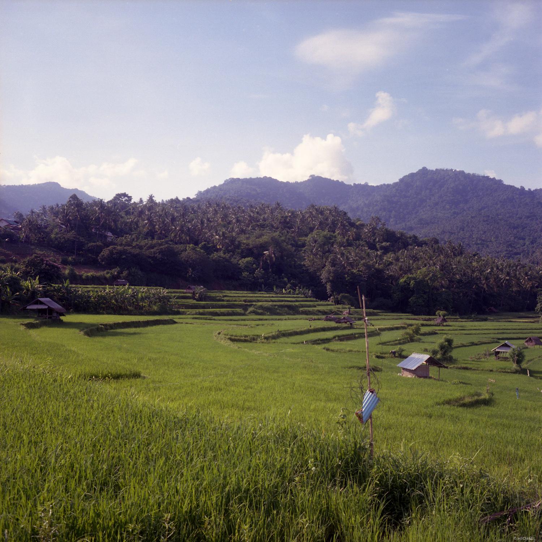 Lombok 2013 en moyen format