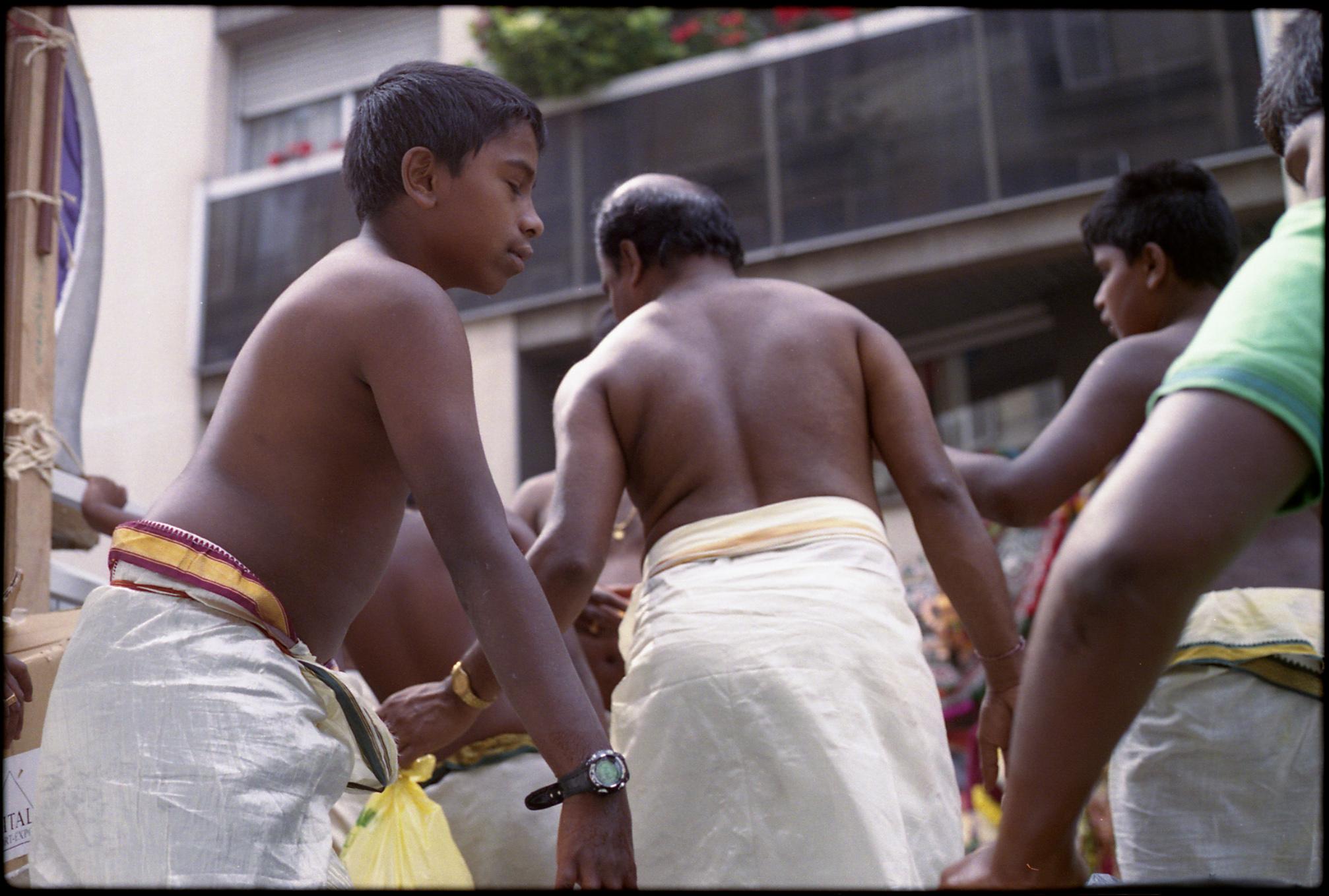 La fête de Ganesh