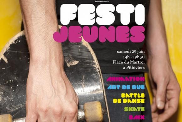 Poster Festi Jeunes