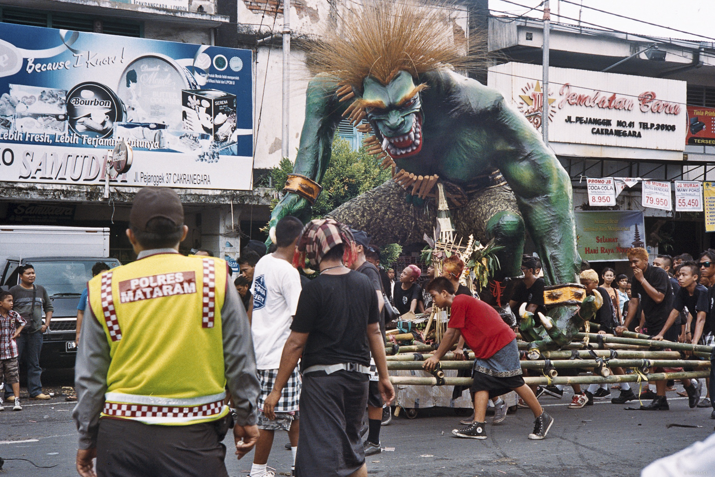 Art 51 Lombok72