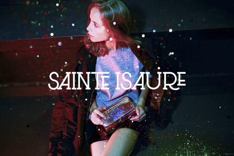Sainte Isaure
